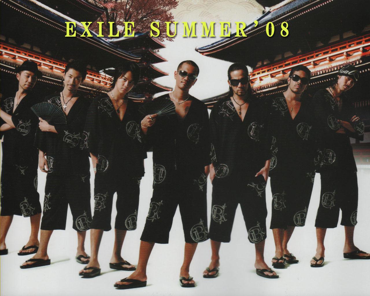 Exileの画像 壁紙 無料スクリーンセーバー